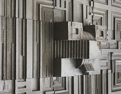 Concrete Relief Tiles | Series ii
