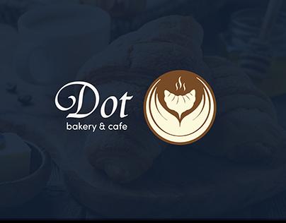 Dot bakery &cafe identity