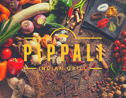 Pippali Indian Grill Restaurant Website