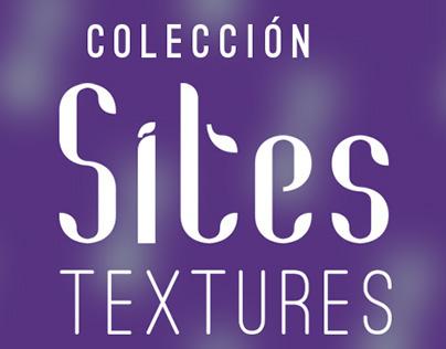 Colección Sites Textures by BLU!LAB