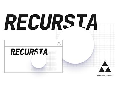 Recursia Web Journal