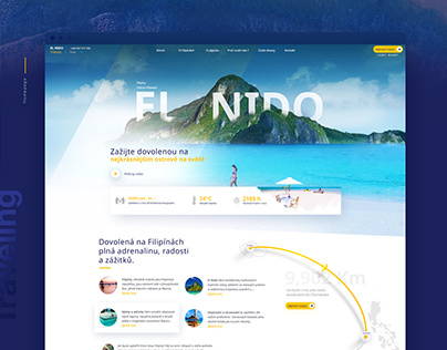El Nido travel agency from Czechia