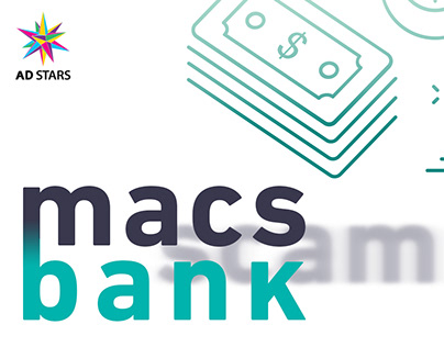 macs bank — the first scam bank to counter all scam