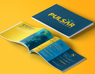 Pulsar - Identidade Visual