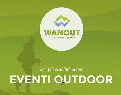 Wanout, the outdoor's events marketplace