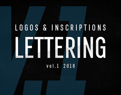 Lettering 2018. Vol.1