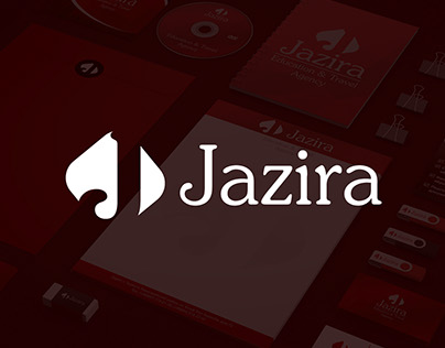Jazira Agency - Corporate Identity