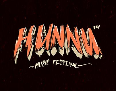 Hunnu Music Festival 19'