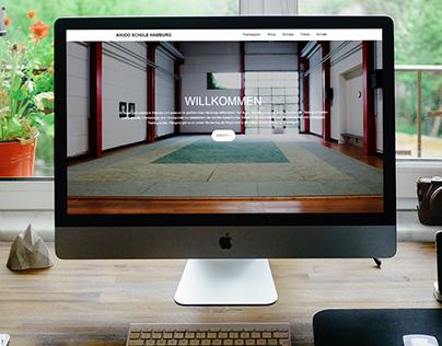 Aikido Schule Hamburg Website