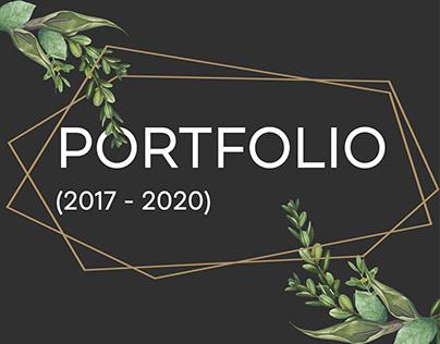 Portfolio (2017 - 2020)