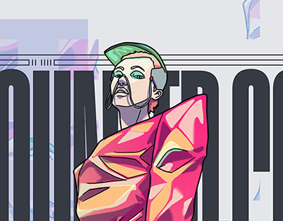 Future Fashion Illustration 2020