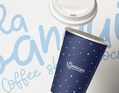 La Banquise - Branding creation