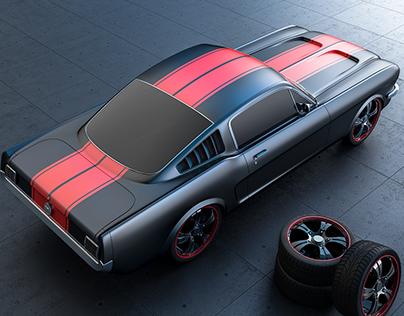 Mustang v2