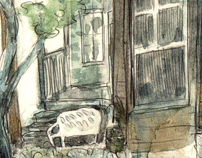 Lovecraft: 10 Barnes St.