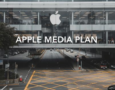 Apple Advertising Media Plan Project