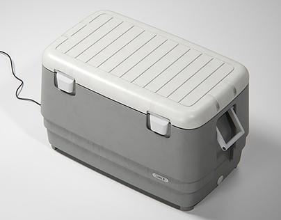 CGI Portable Cooler