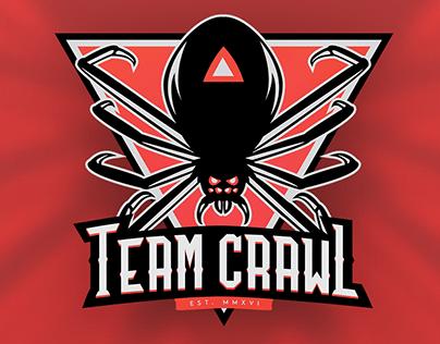 Team Crawl Esports Logo
