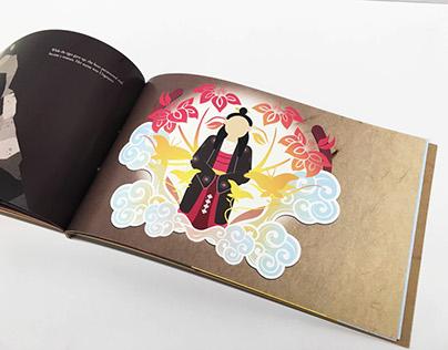 Creation of Korea (Dangun) Book Making