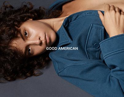 GOODAMERICAN - Online store
