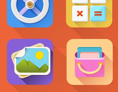 Impressive icon's set 2