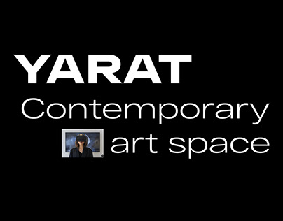 YARAT Contemporary Art Space (UI/UX)