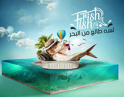 Fresh Fish Social Media