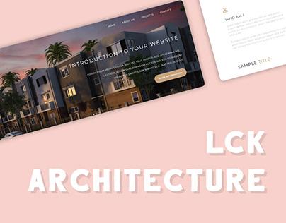 LCK Architecture