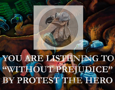 Without Prejudice-Protest the Hero (Lyric Video)