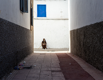 Morocco, its Streets, its People, its Life