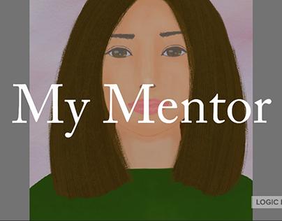 🎨 My Mentor 🖌
