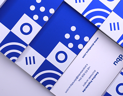 done by us - Corporate Identity / Interior Design Brand