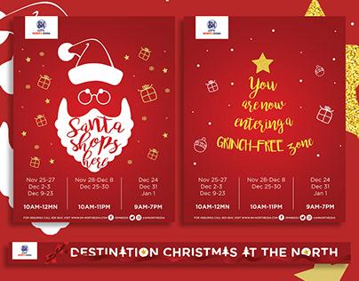 SM North EDSA - Destination Christmas at the North