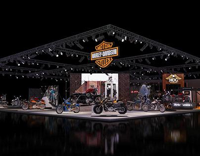 Harley-Davidson    Salão 2 Rodas 2017