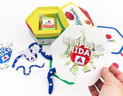 Educational Card Game - Print & Packaging