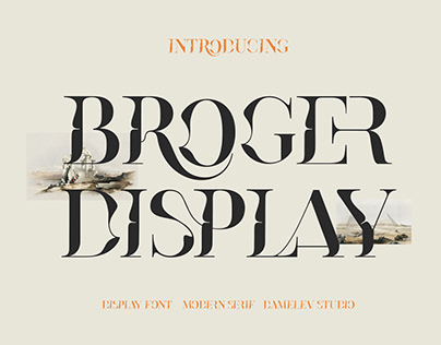 Broger Display