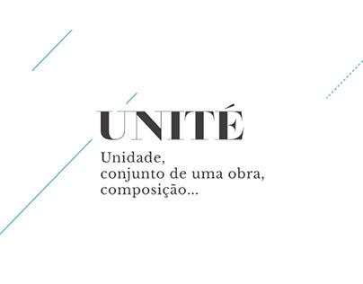 Unité Costura Especializada | Branding
