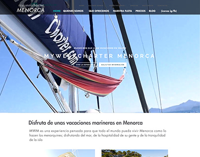 Myweekcharter Menorca