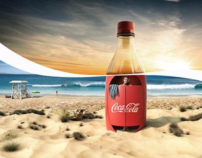 Coca Cola Zero Waste