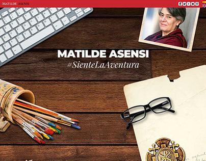 Web Matilde Asensi