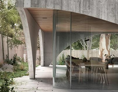 Hawthorn house visualization
