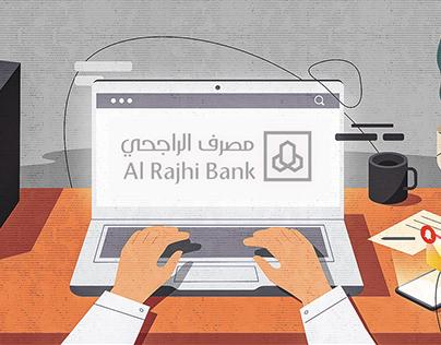 Al Rajhi Bank Infographic 2020