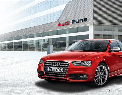 Audi A4 Price in Pune