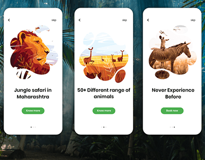 Jungle Safari prototype