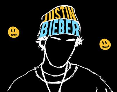 ILUSTRAÇÕES - Justin Bieber