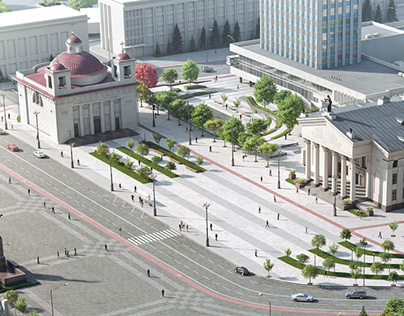 City Square Reconstruction