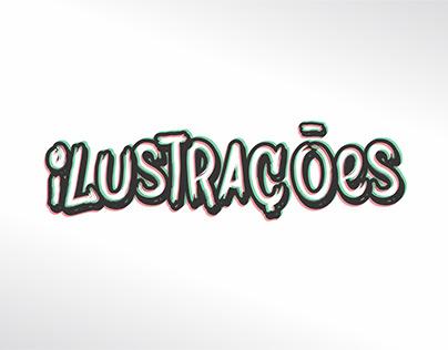Ilustrações | Sketches