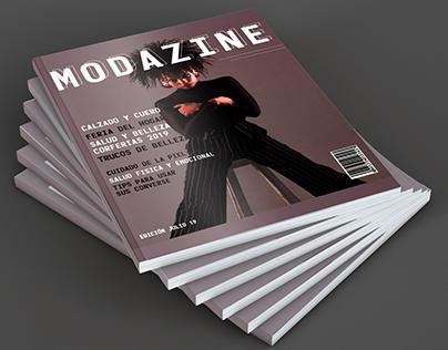 Revista Modazine