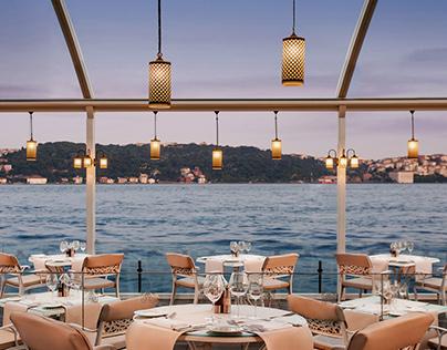 Ciragan Palace Kempinski Istanbul Hotel Photography