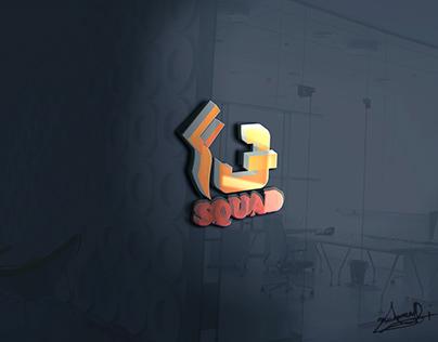 Exceptional 3D Unique Logo