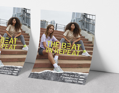 Posters - THE BEAT ON REPEAT